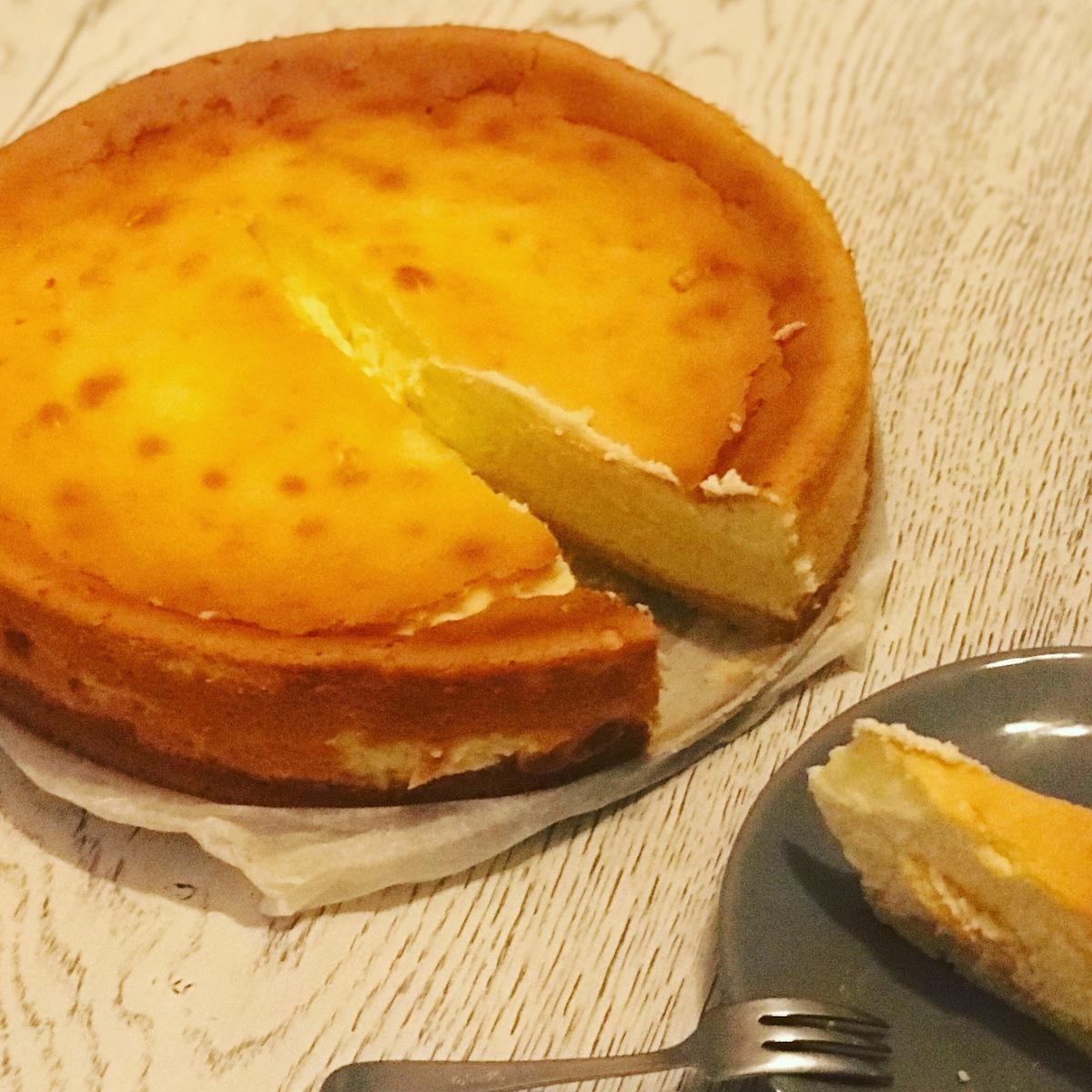 Perfecte Baked Cheesecake a la Miljuschka